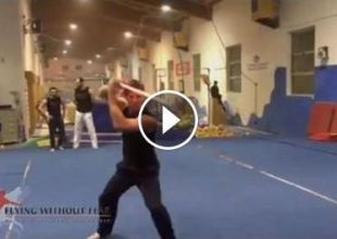 lightsaber Training - Flying Without Fear