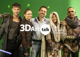 3DArt Talk: Intervista ad Angelo Licata