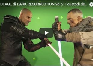 BACKSTAGE DARK RESURRECTION VOL. 2: KEEPERS OF THE FORCE