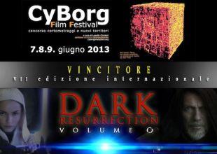 Winners at the Cyborg Film Festival